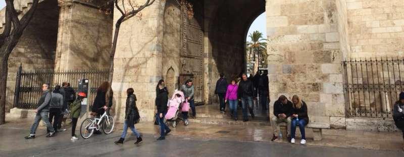 Torres de Serrans de València. EPDA