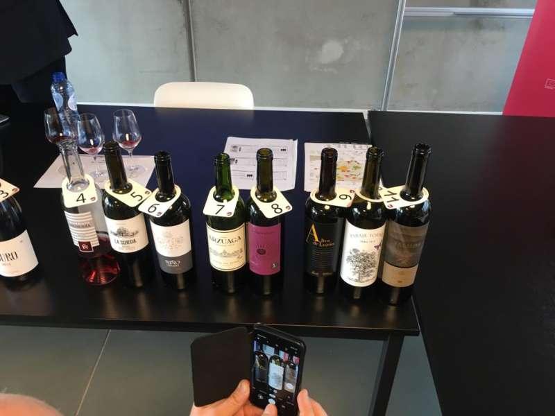Dominio de la Vega, en Wines from Spain