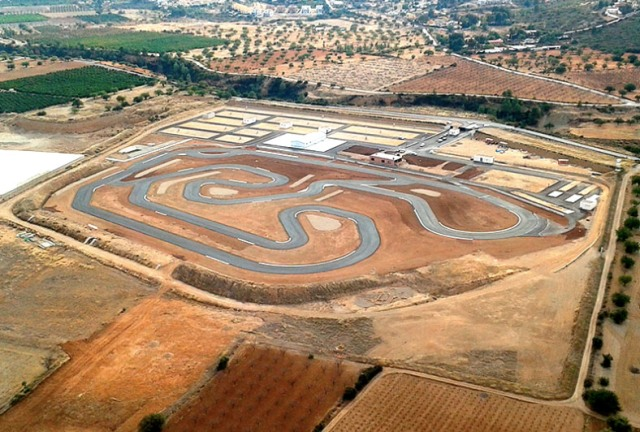 Panorámica del circuito. FOTO: EPDA