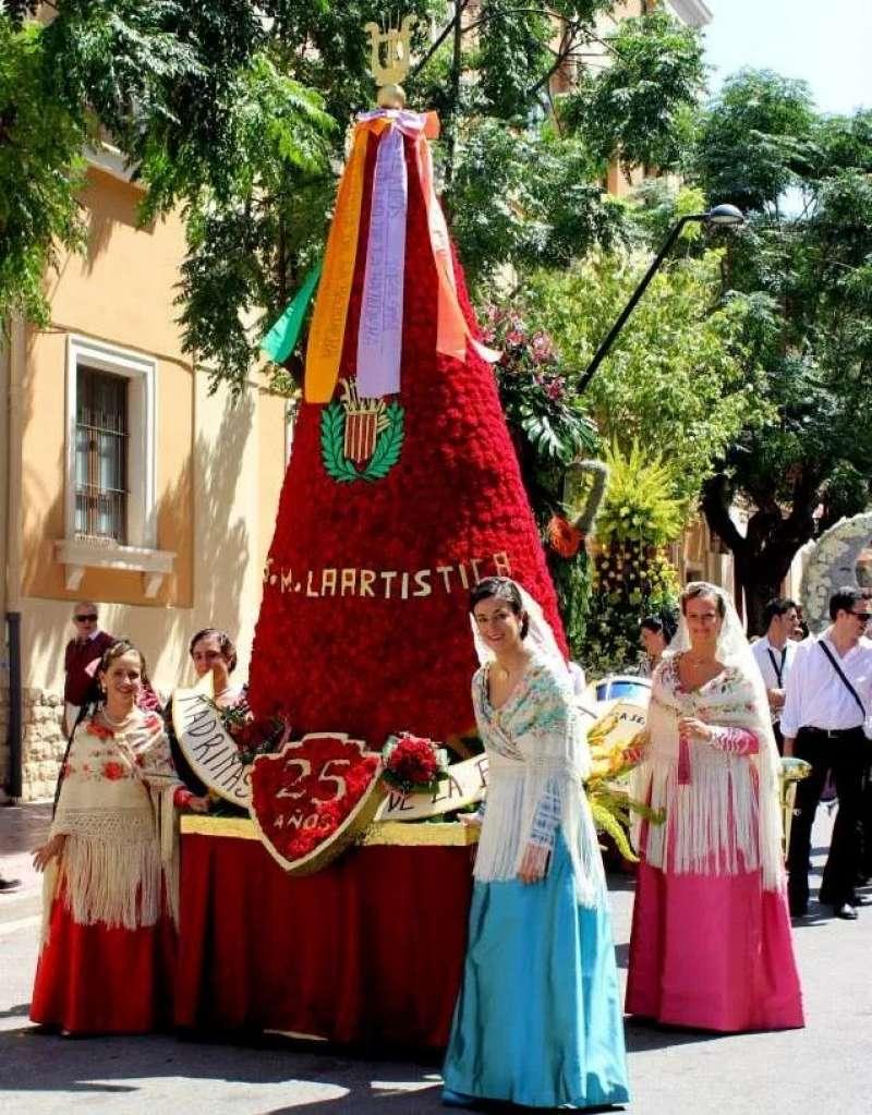 La Fiesta del Mantón. / EPDA