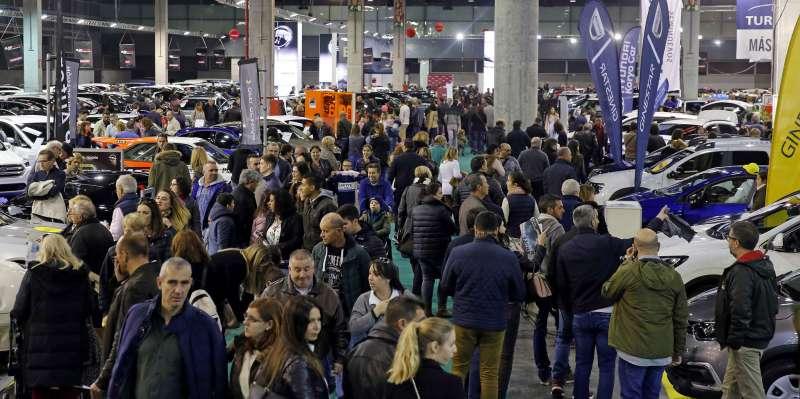 Feria Valencia ha batido récords. FOTO FERIAVALENCIA.NET