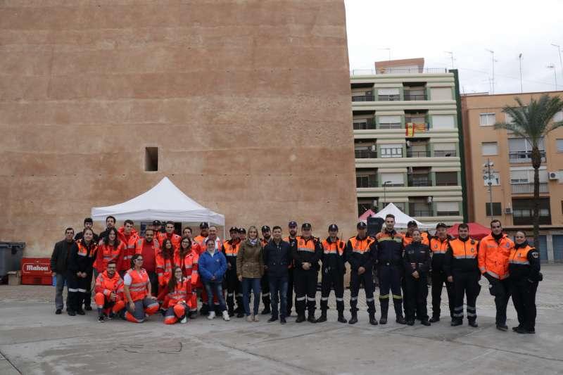 Protección Civil. EPDA