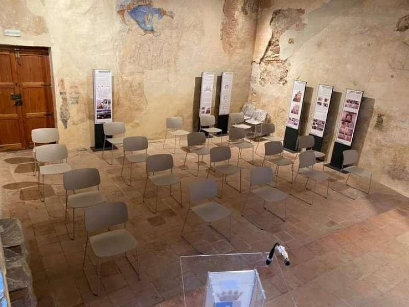Sala noble de la Torre de Càlig / EPDA