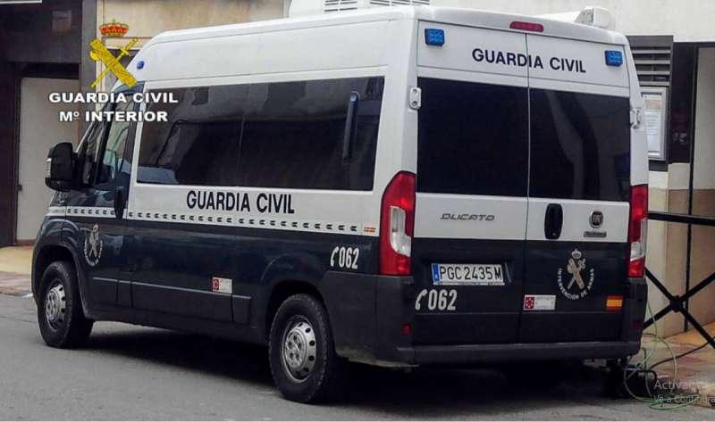 Vehículo del servicio de Armas Móvil