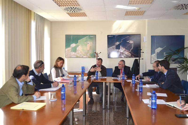 Constitución del Consejo Asesor del Puerto de Sagunto. EPDA