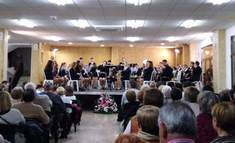 Banda de la Sociedad Artístico Musical de Castellnovo