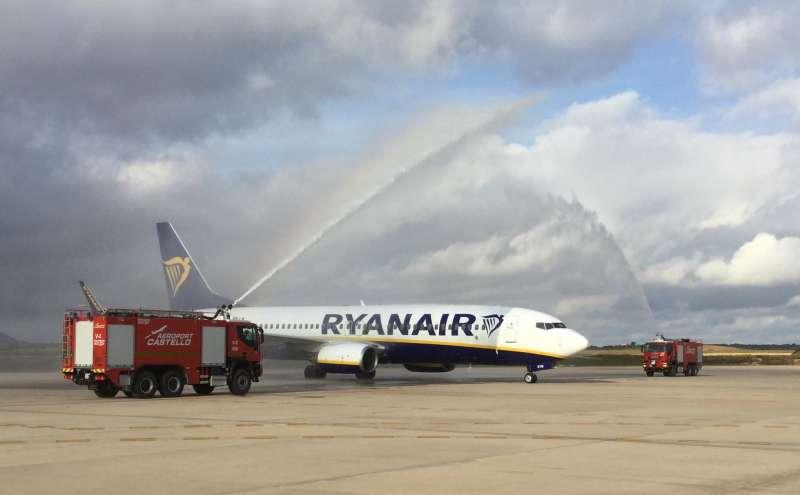 Imagen del aeropuerto de Castellón