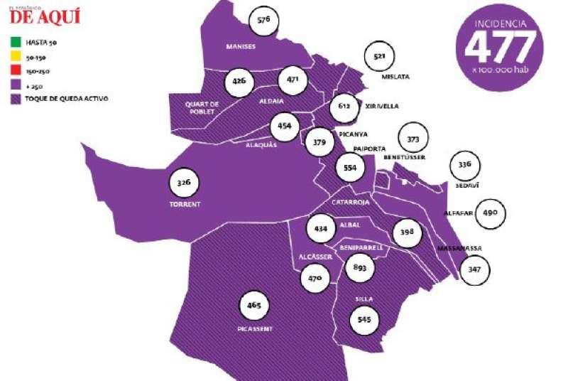 Mapa de l