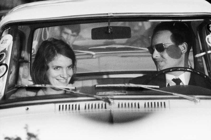David Goldblatt, While in traffic, 1967. Coleccio?n Per Amor a l?Art / EPDA