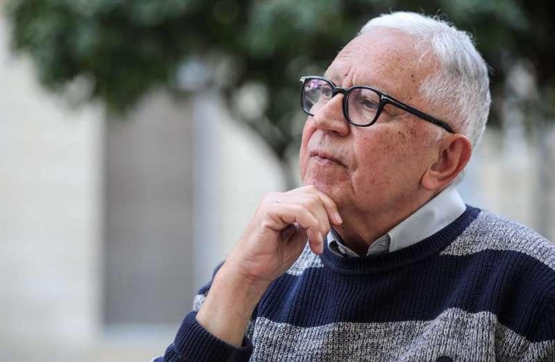 El escritor Fernando Delgado. EFE