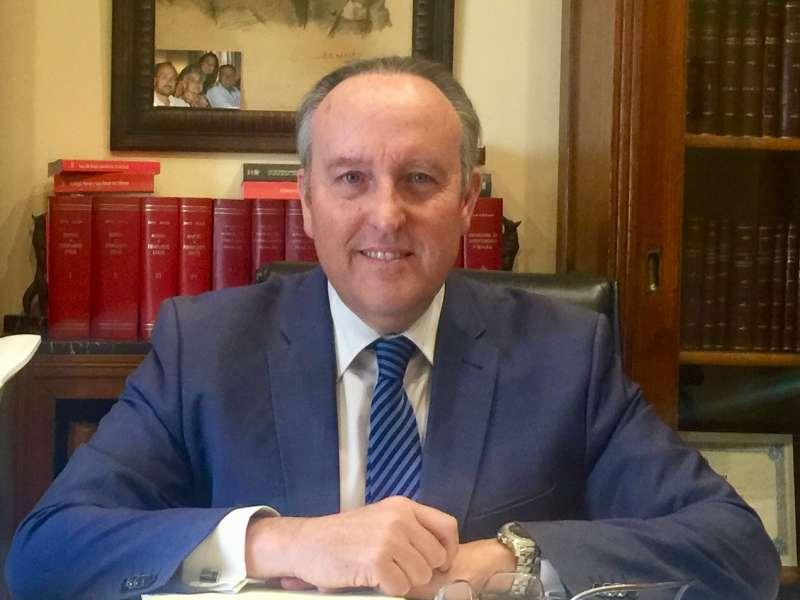 Candidato a la alcaldía del PP por Paiporta, Vicente Ibor