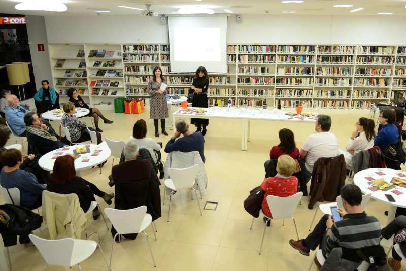 Biblioteca municipal de Paiporta. EPDA