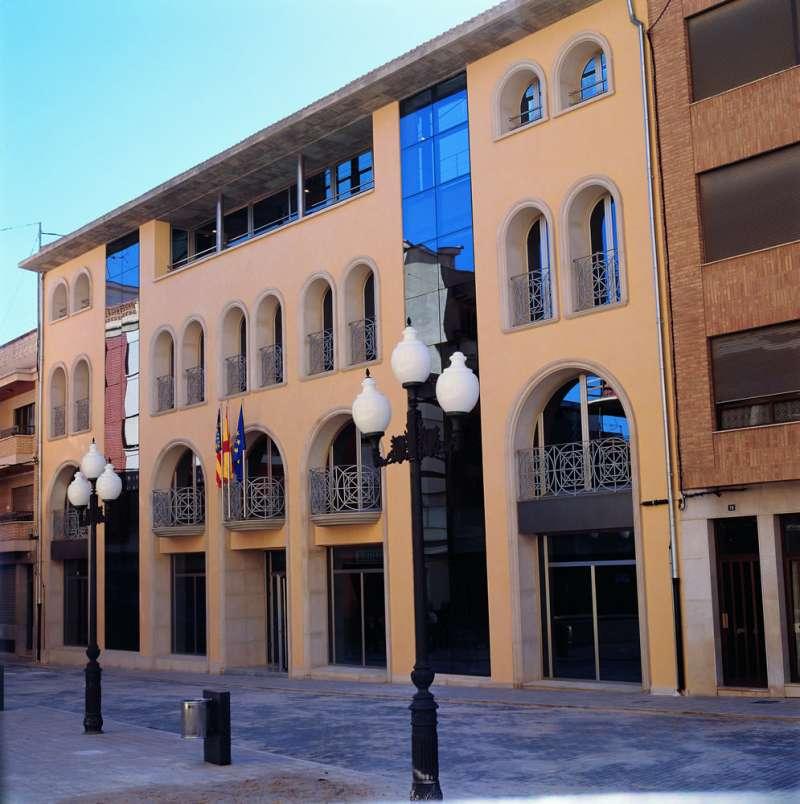 Ayuntamiento de Benaguasil.//EPDA