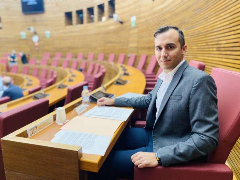 Miguel Pascual diputado de Vox