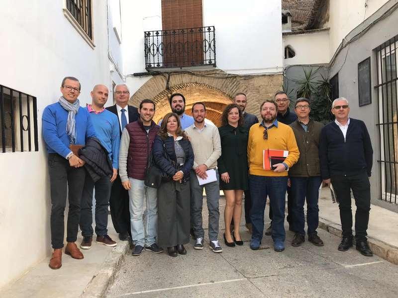 Membres de Demòcrates Valencians