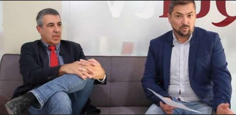 García Nebot y Pere Valenciano. EPDA