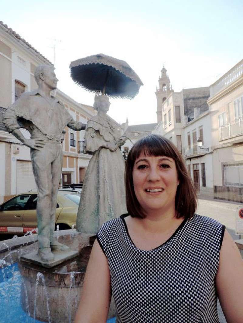Cristina Alemany, alcaldessa de Bétera. EPDA