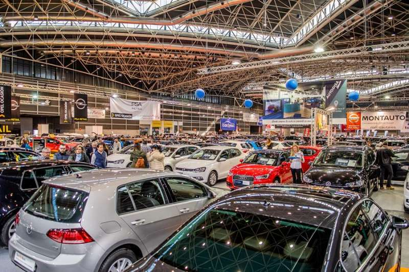 La Feria del Automóvil, en una imagen de la organización.