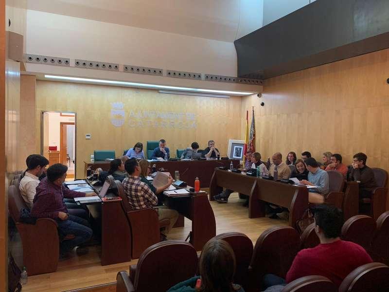 Plenari de Catarroja. EPDA