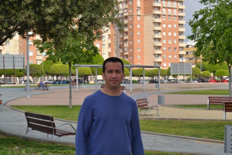 Portavey i regidor de Compromís per Mislata, Javier Gil
