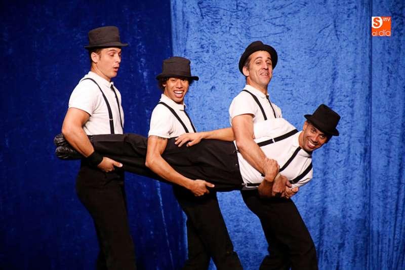 El grupo Circolos actuará en la Mostra de Pallassos de Xirivella. EPDA