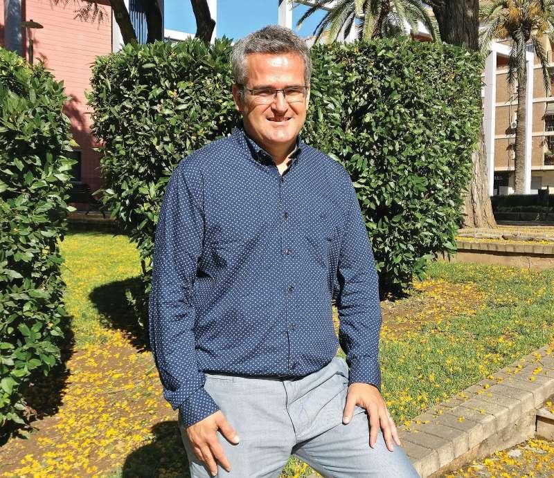 Ricard Barberà, alcalde de Xirivella.EPDA