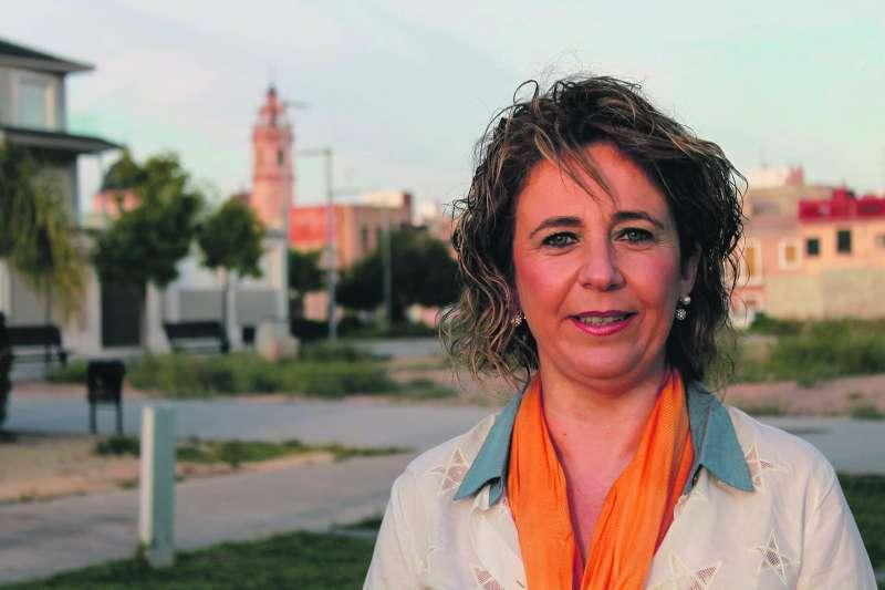 La concejala de Foios María Jesús Roig / epda