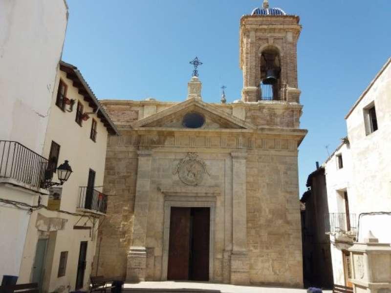 Imagen de archivo Iglesia de San Nicolás./ EPDA