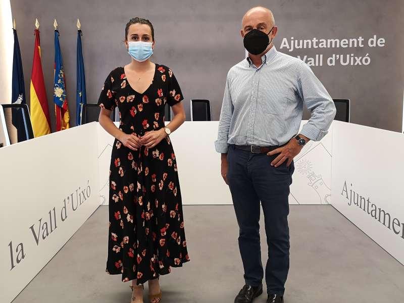 Tania Baños y Enrique Fayos/EPDA