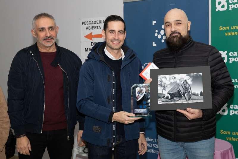 Ganador del concurso de fotografía. EPDA