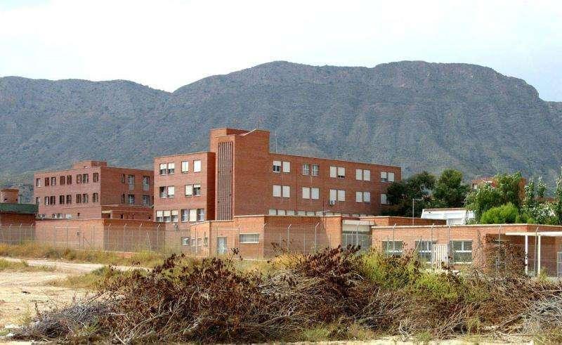 Vista parcial de la prisión de Fontcalent, en Alicante. EFE/Archivo