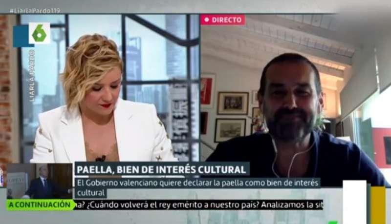 Liarla Pardo. EPDA