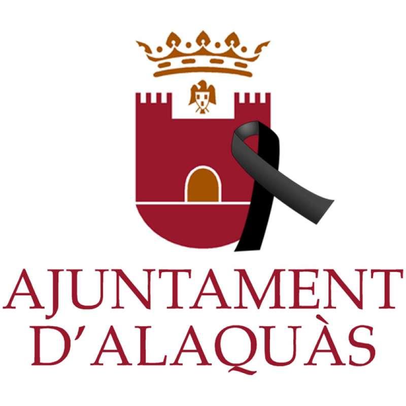 Ayuntamiento de Alaquàs de luto