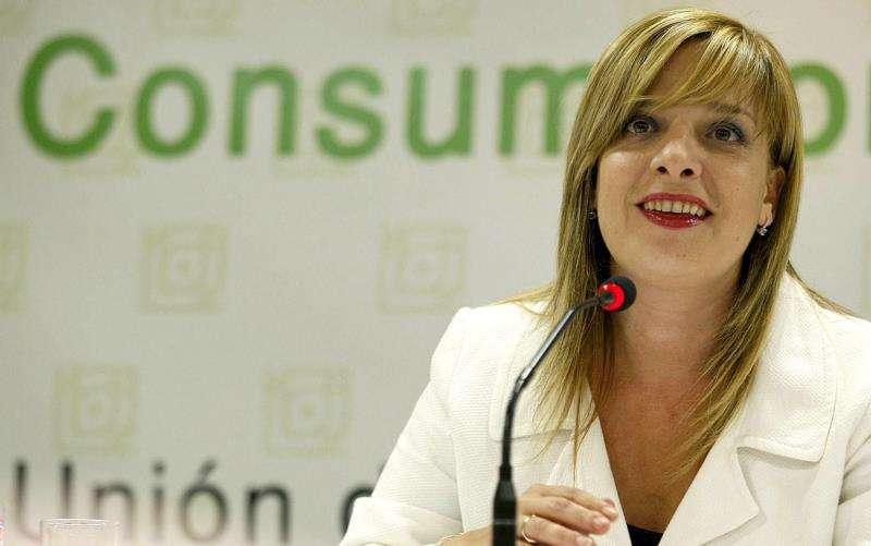 La exdirectora general de Consumo y Atención al Ciudadano del Ministerio de Sanidad y Consumo Etelvina Andreu, en una imagen de archivo. EFE
