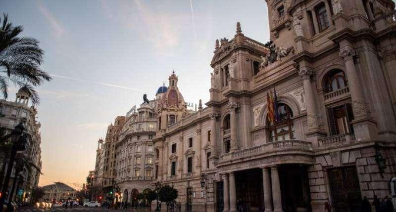 Ayuntamiento de Valencia. EPDA