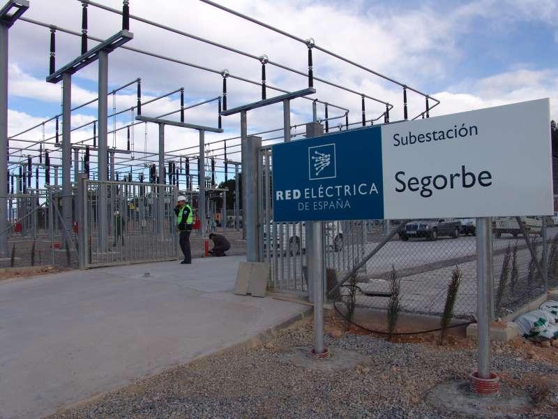Subestación de Segorbe