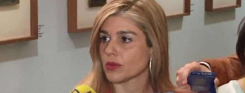 Eva Ortiz, portavoz del PPCV en les Corts. FOTO PPCV.COM