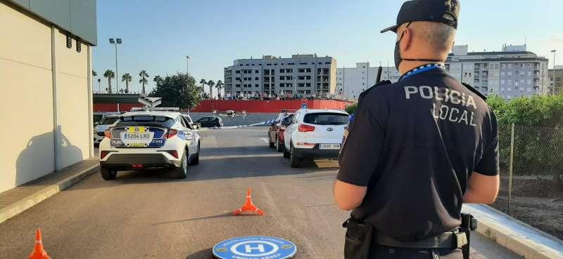 Policia/EPDA
