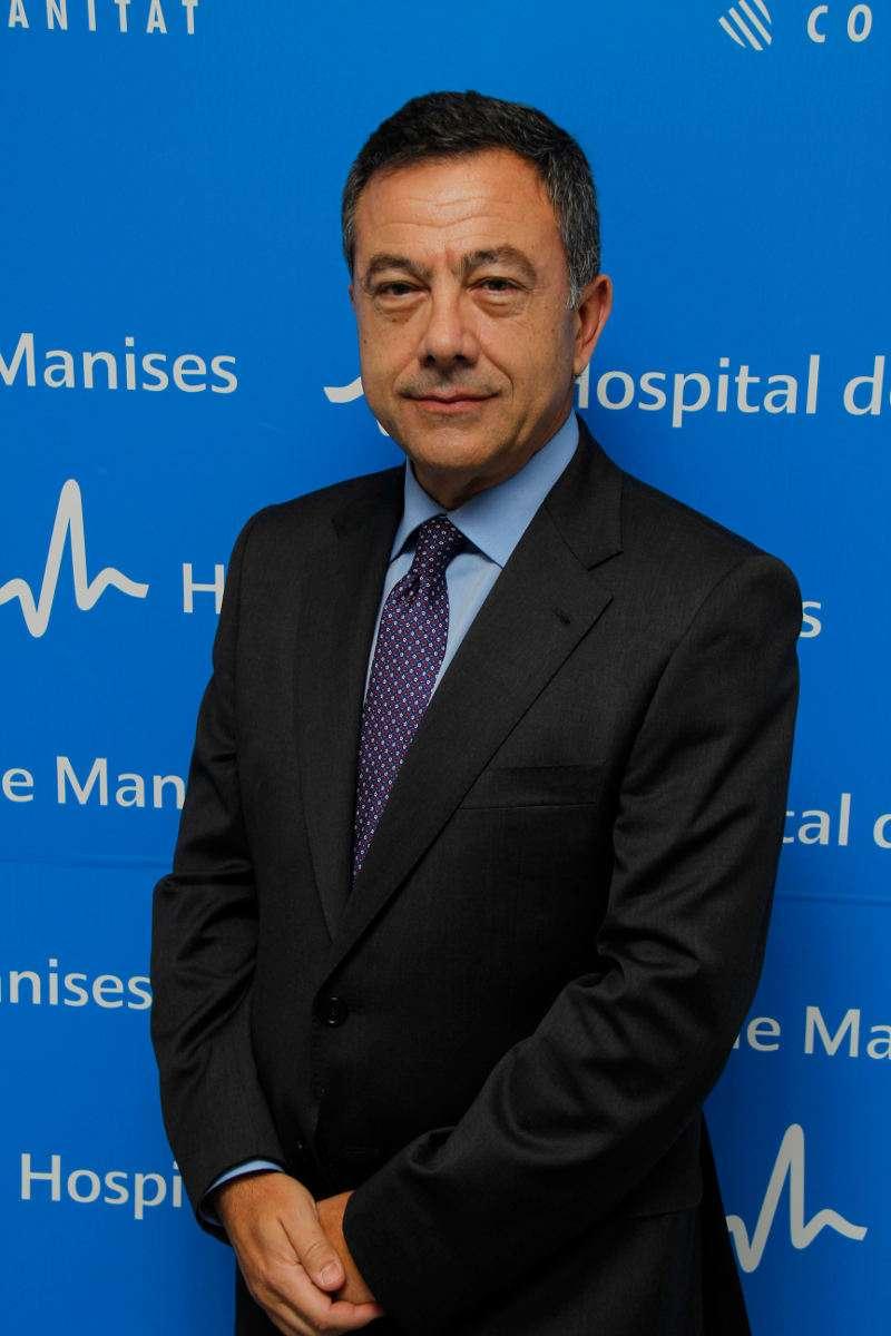 Ricardo Trujillo director gerente Departamento Salud Manises. EPDA