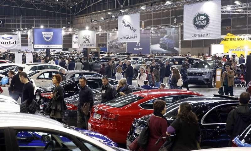 Feria del automovil