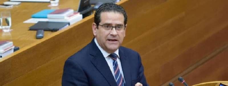 El diputado Jorge Bellver. FOTO PPCV.COM