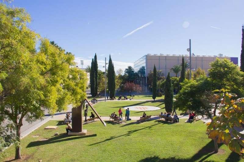 Imágenes de archivo de la Universidad Politécnica de Valencia (UPV), que forma parte del consorcio europeo de universidades tecnológicas que impulsan la creación de un supercampus europeo. EFE/UPV