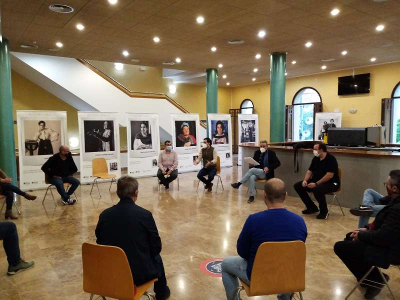 Reunión con el sector hostelero de Paterna