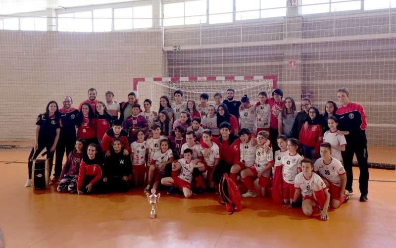 Gran temporada del Club Balonmano Altura