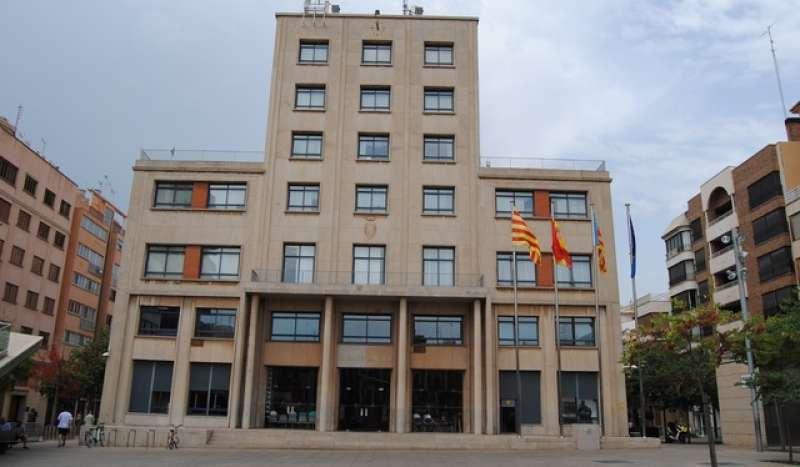 Ayuntamiento de Vila-real. / EPDA