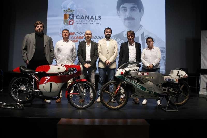 Los Campeones del Mundo Manuel Champi Herreros y Nico Terol han participado en la presentación