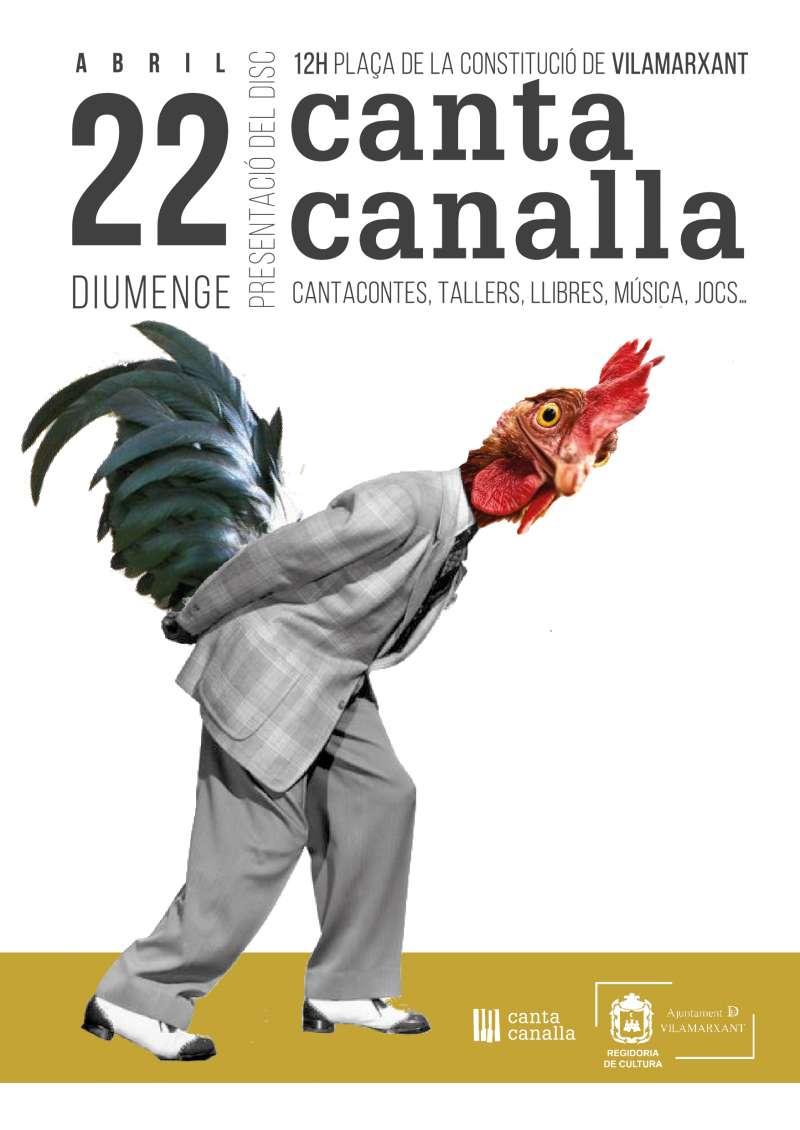 CANTA CANALLA