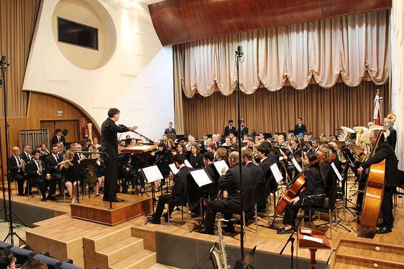 Unión Musical Santa Cecilia de Villar del Arzobispo. EPDA