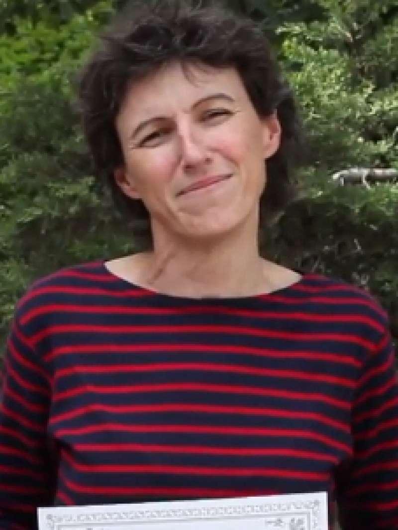 La ex-concejal María Oliover. EPDA