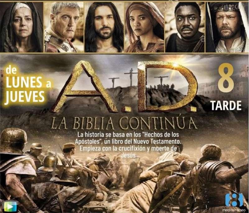 AD, la biblia continua. EPDA